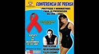 Tilsa Lozano en conferencia sobre el VIH/Sida en el Congreso - Noticias de johnny cardenas cerron