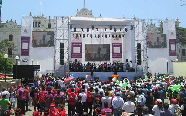 Elecciones en Lima: el 33% de candidatos a regidores son jóvenes