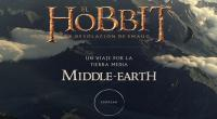 "Visita la Tierra Media de ""El Hobbit"" en este mapa virtual de Google - Noticias de google maps"
