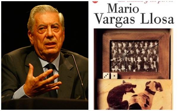 Celbración por los 50 años de La ciudad y los perros, de Mario Vargas LLosa.