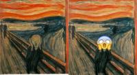 """El grito"" de Edvard Munch también inspiró popular 'emoticon' de WhatsApp"