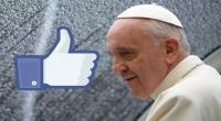 El papa Francisco dominó Facebook en 2013