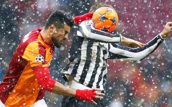 Galatasaray ganó 1-0 y eliminó a la Juventus de la Champions League