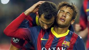 Neymar brilló en goleada del Barcelona al Celtic (6-1) por la Champions [FOTOS]