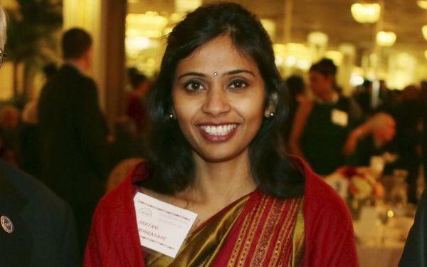 Devyani Khobragade, es la Vicecónsul general de la India en Nueva York. Ahora, su gobierno está realizando las gestiones necesarias para traerla de retorno a su país.(Foto: AP)
