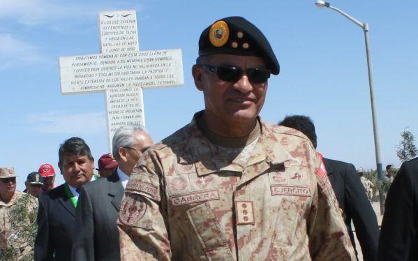 Nuevo jefe de las Fuerzas Armadas fue uno de los comando Chavín de Huántar