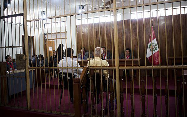 Cinco jueces son cuestionados por presuntos actos de corrupción en La Libertad