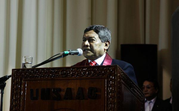 Nuevo presidente regional de Cusco no quiere